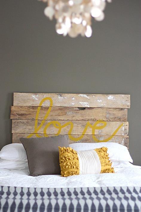 das schlafkonzept | monochrome - Schlafzimmer Gelb Grau