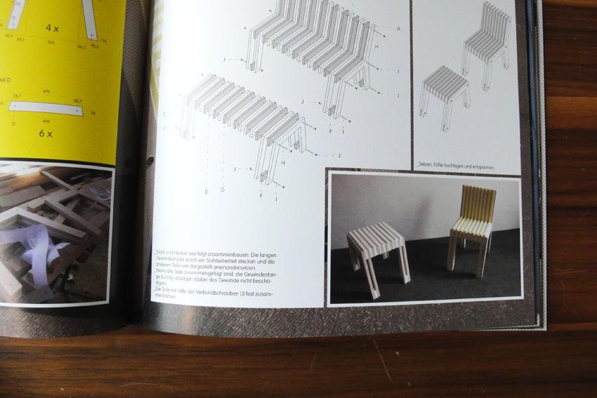 buch highlight diy m bel und gewinnspiel monochrome. Black Bedroom Furniture Sets. Home Design Ideas