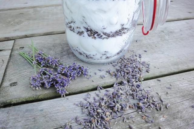 Lavendelzucker (1)