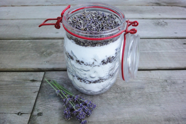 Lavendelzucker (2)