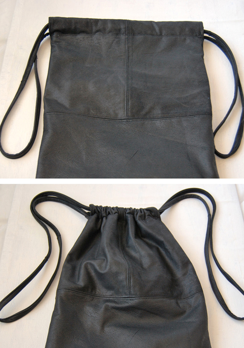 drawstring-bag-in-leather-pulled-strings